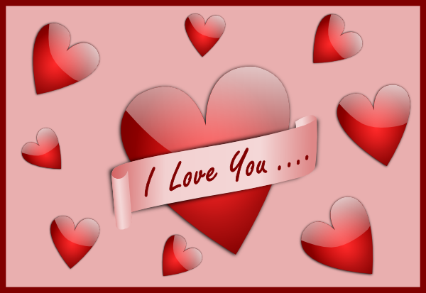 Love You Animated Clip Art | other formats svg | ♥I Love You ...