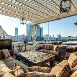 Rooftop Design and Ideas http://www.DFWImproved.com #RooftopDesign #OutdoorLiving