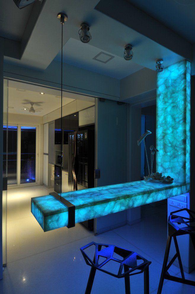 15 High End Modern Home Bar Designs