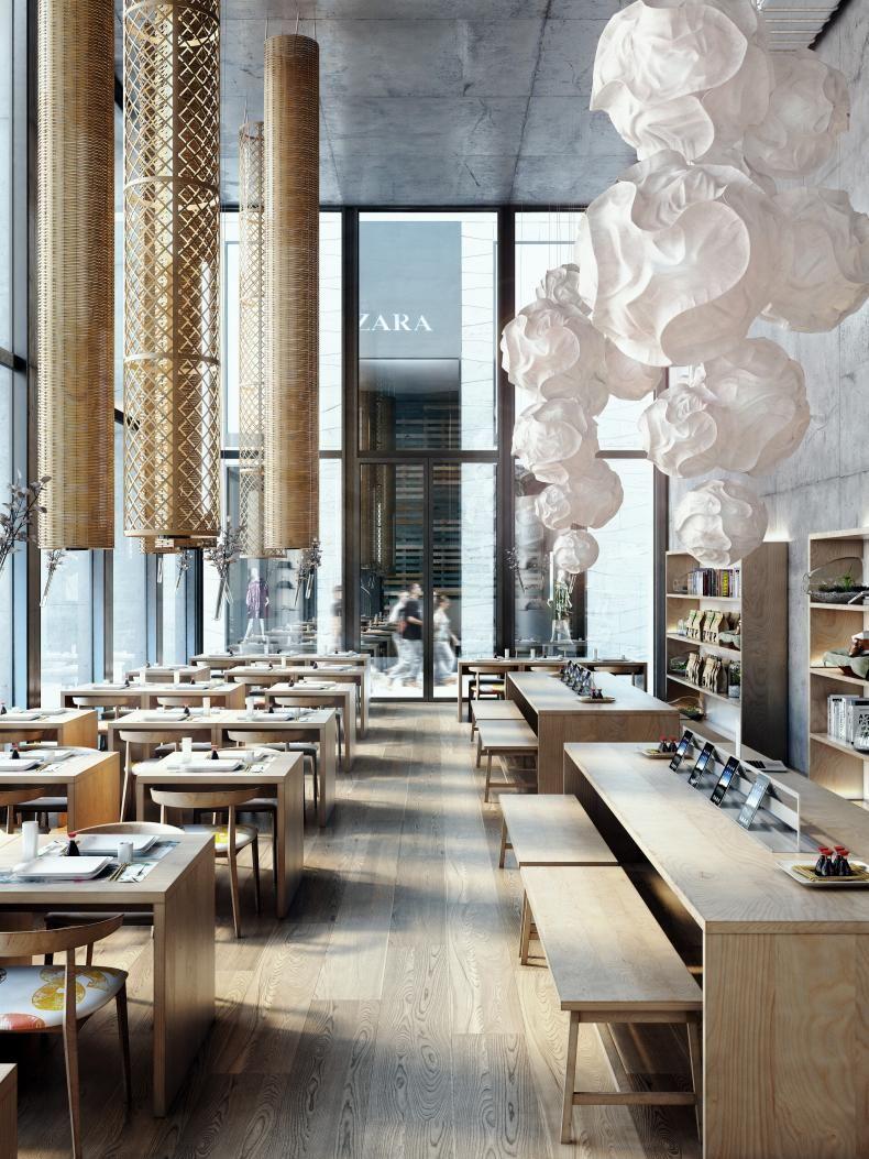 Diego Querols The Japanese Visuals   Ronen Bekerman 3d Architectural  Visualization Blog