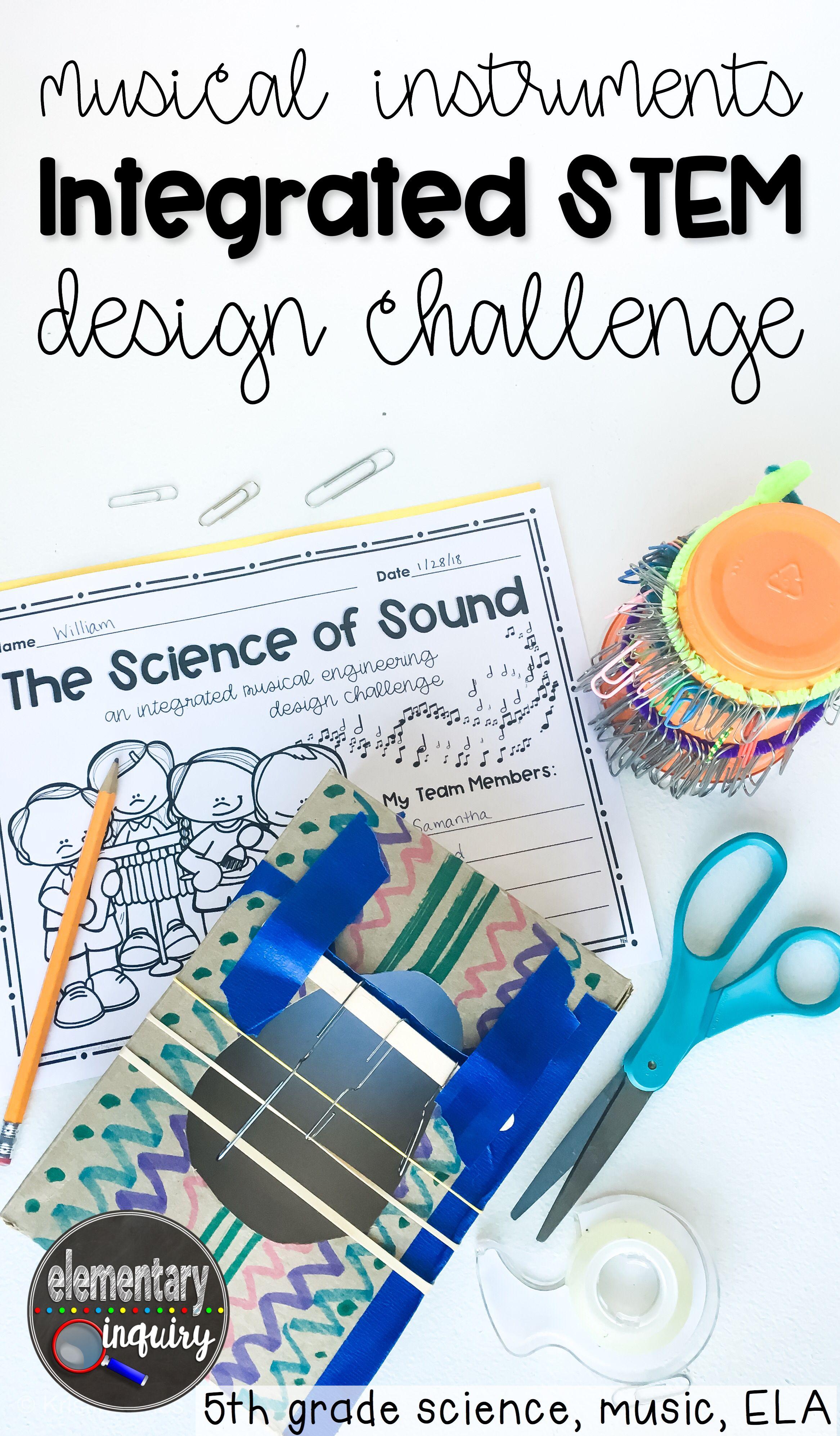 Science Of Sound Musical Instrument Steam Design