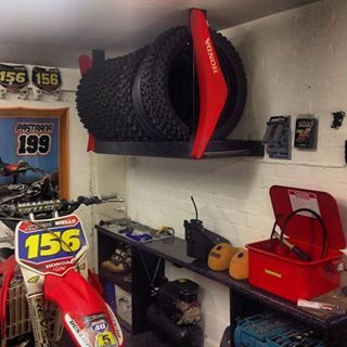 Jessy Nelson Has His Garage Done Correctly