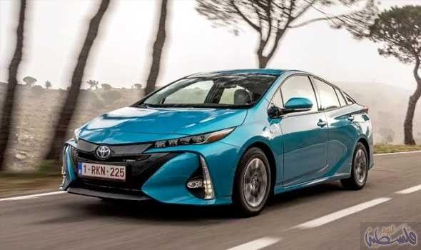 تويوتا تكشف عن سيارتها الرائعة بريوس Plug In Toyota Prius