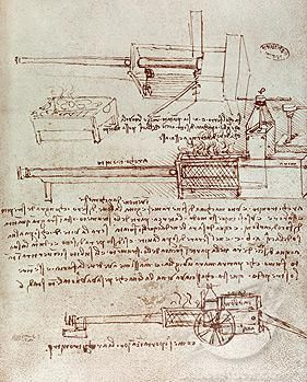 A blueprint for leonardo da vincis architonnerre a cannon that a blueprint for leonardo da vincis architonnerre a cannon that would launch a projectile using only steam and water it seems paradoxical to me that in malvernweather Images