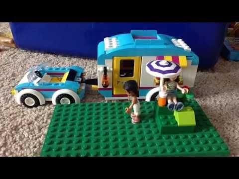 Lego Friends On The Trail Lego Friends Lego Lego Sets