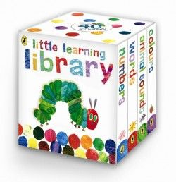 Very Hungry Caterpillar: Little Learning Library Book Shop Online for - Gumboot.co.nz