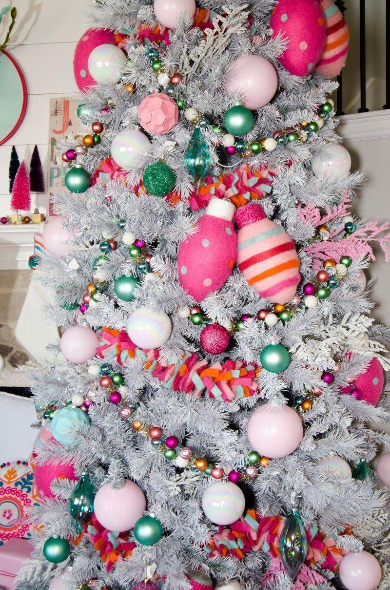 Michaels Christmas.Whimsical Boho Christmas Tree Michaels Dream Tree