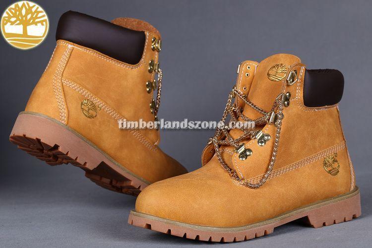 Destilar oficina postal Pertenece  Cheap Timberland Men's 6-Inch Classic Gold Chain Boot In Wheat Black $ 83.99