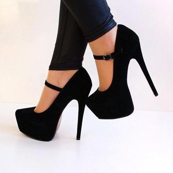 25 The Best Shoes Com Imagens Sapatos Pretos Sapatos Salto