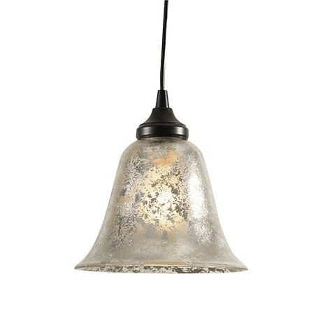 Glass Pendant Replacement Shade Buy A Kit With A Silver Cord And Use This?  $39.00 Ideas
