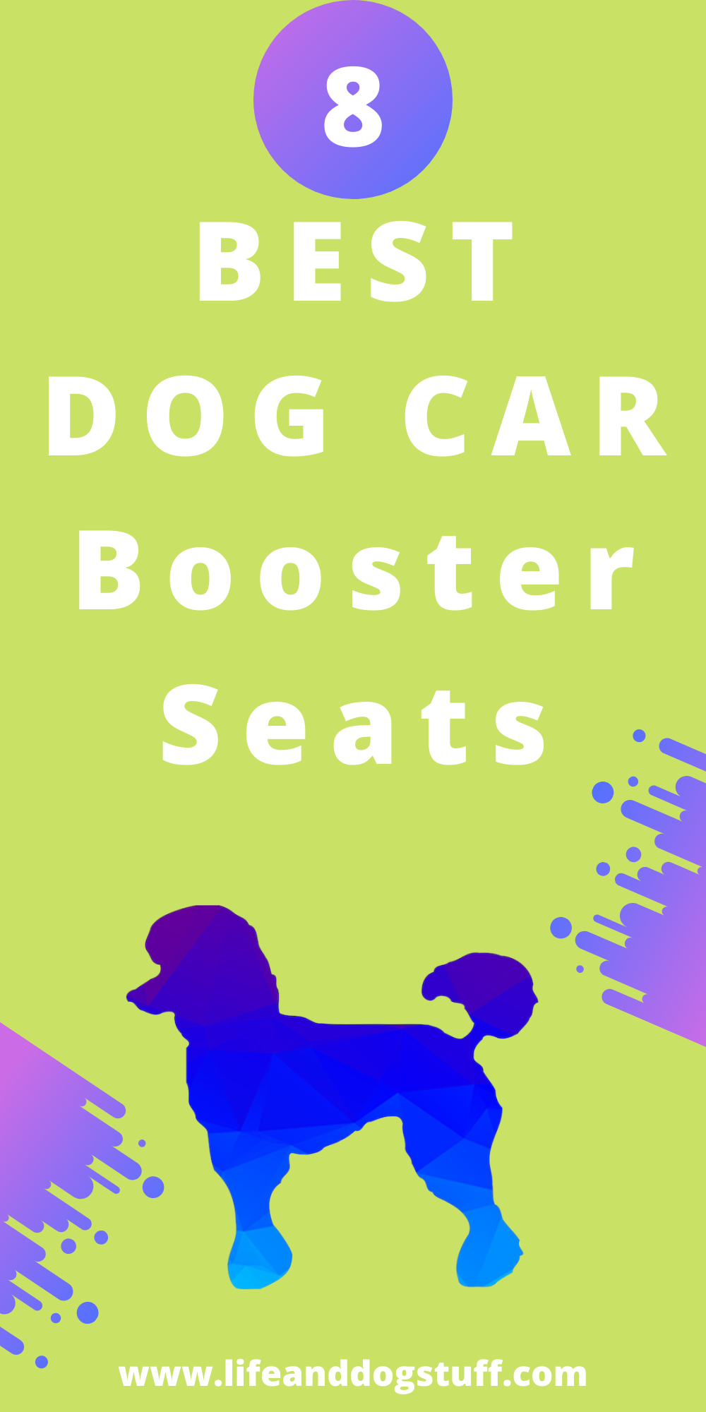 8 Best Dog Car Booster Seats Review Dog Car Booster Seat Dog Car Booster Car Seat