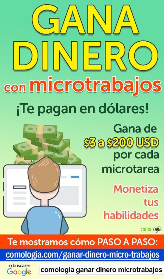 230 Ideas De 000 A Trabajos Desde Casa Ganar Dinero Por Internet Negocios Para Ganar Dinero Como Ganar Dinero