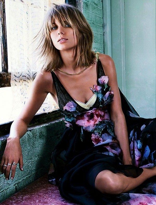 Taylor Swift For Vogue Australia November 2015