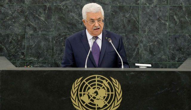 Peace Negotiations 3 Palestinian President Mahmoud Abbas Made A Nato North Atlantic Treaty Organization Proposal During T Israeli Soldiers Palestinian Abba