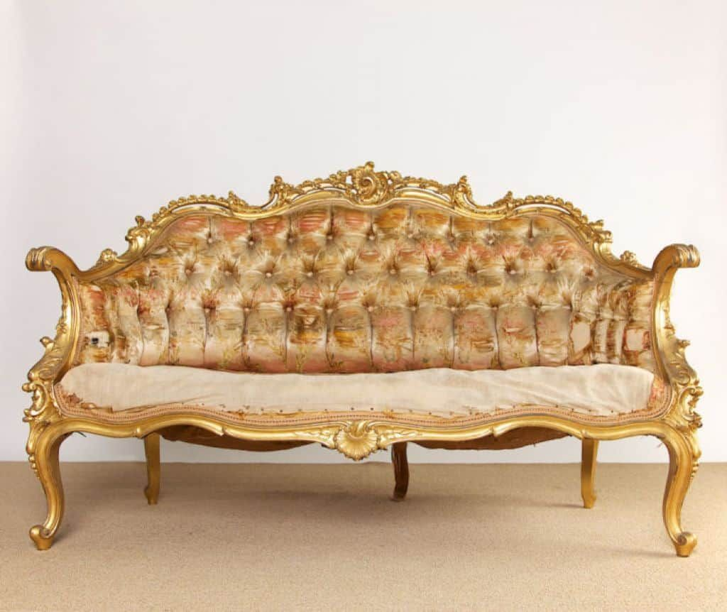 Cly French Rococo Furniture