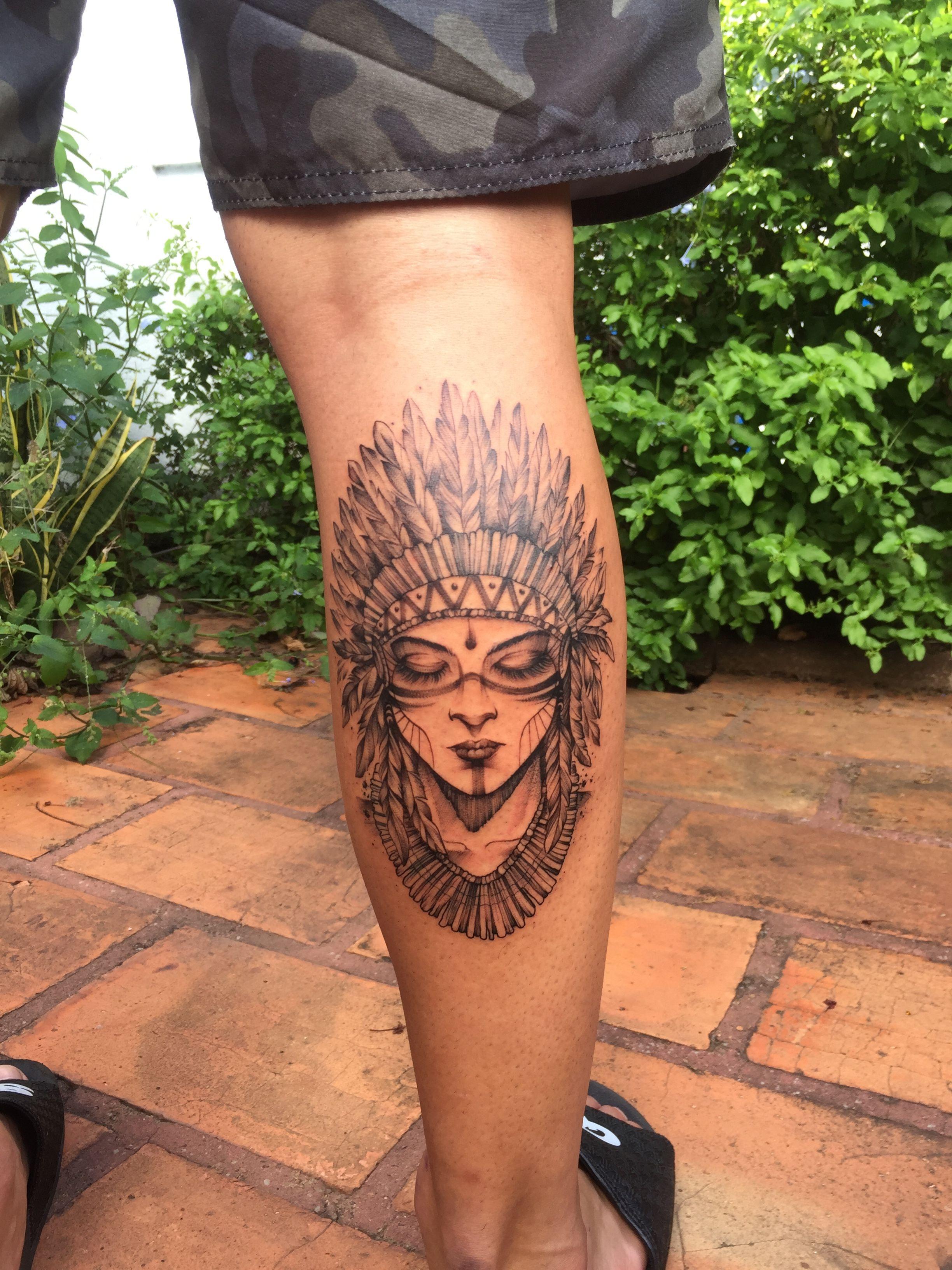 Tattoo India Tatuagem Tatuagemnapanturilha Tatuagem