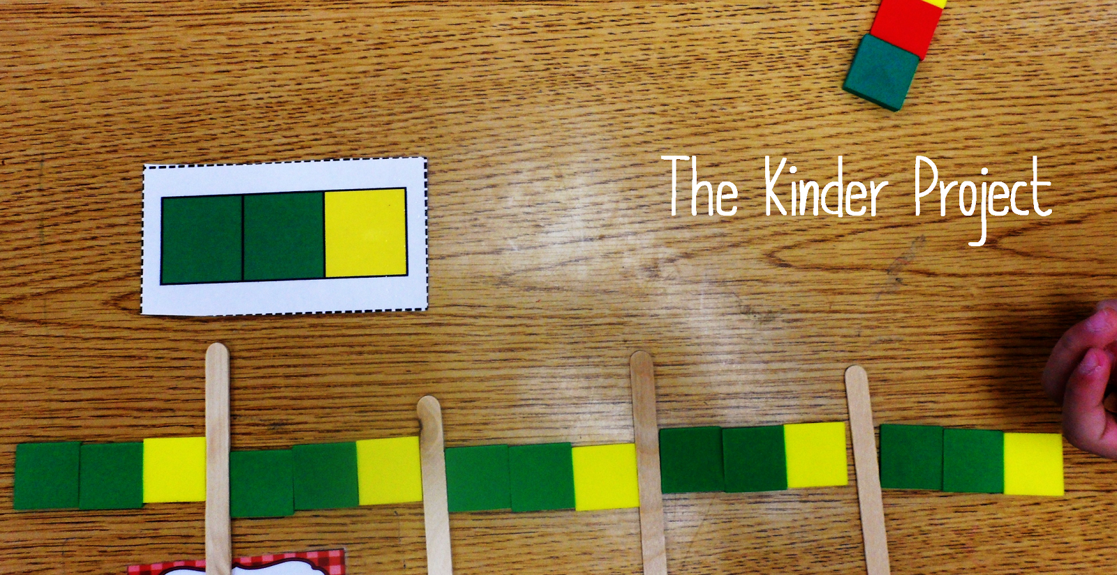 Easy Way To Help Kids Identify The Pattern Core