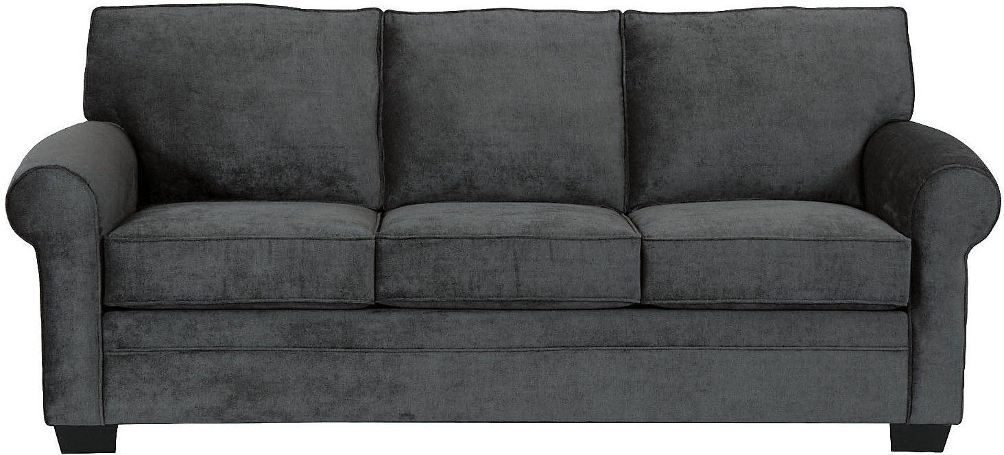 living room furniture designed2b dov chenille sofa. Black Bedroom Furniture Sets. Home Design Ideas