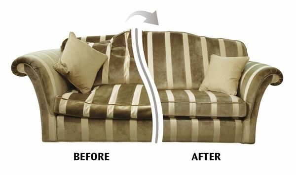 Cushion Refilling Solves Saggy Sofa Problems