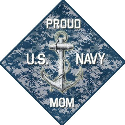 Proud U.S. Navy Mom