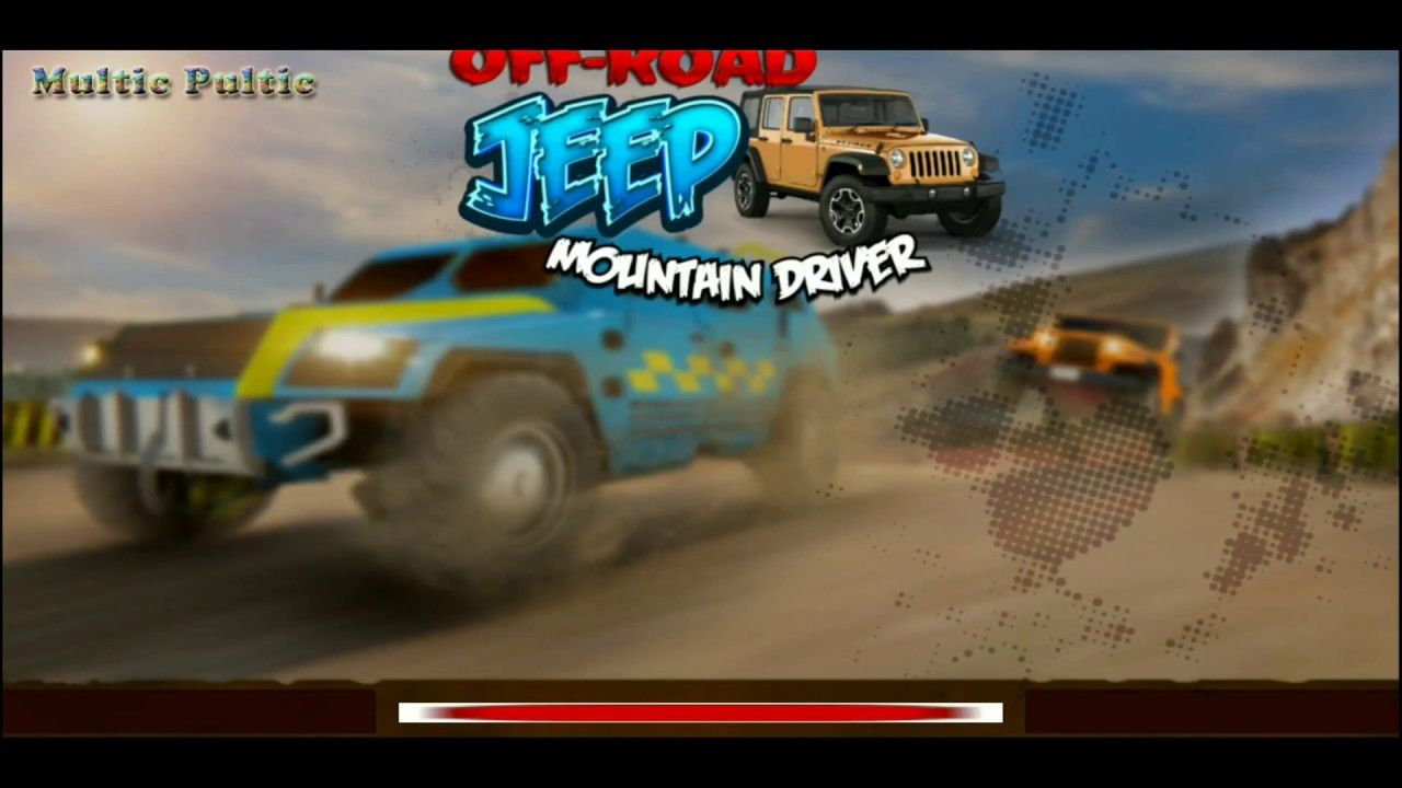 Offroad Jeep 4x4 Driving Simulator Mountain Climb 3d Game