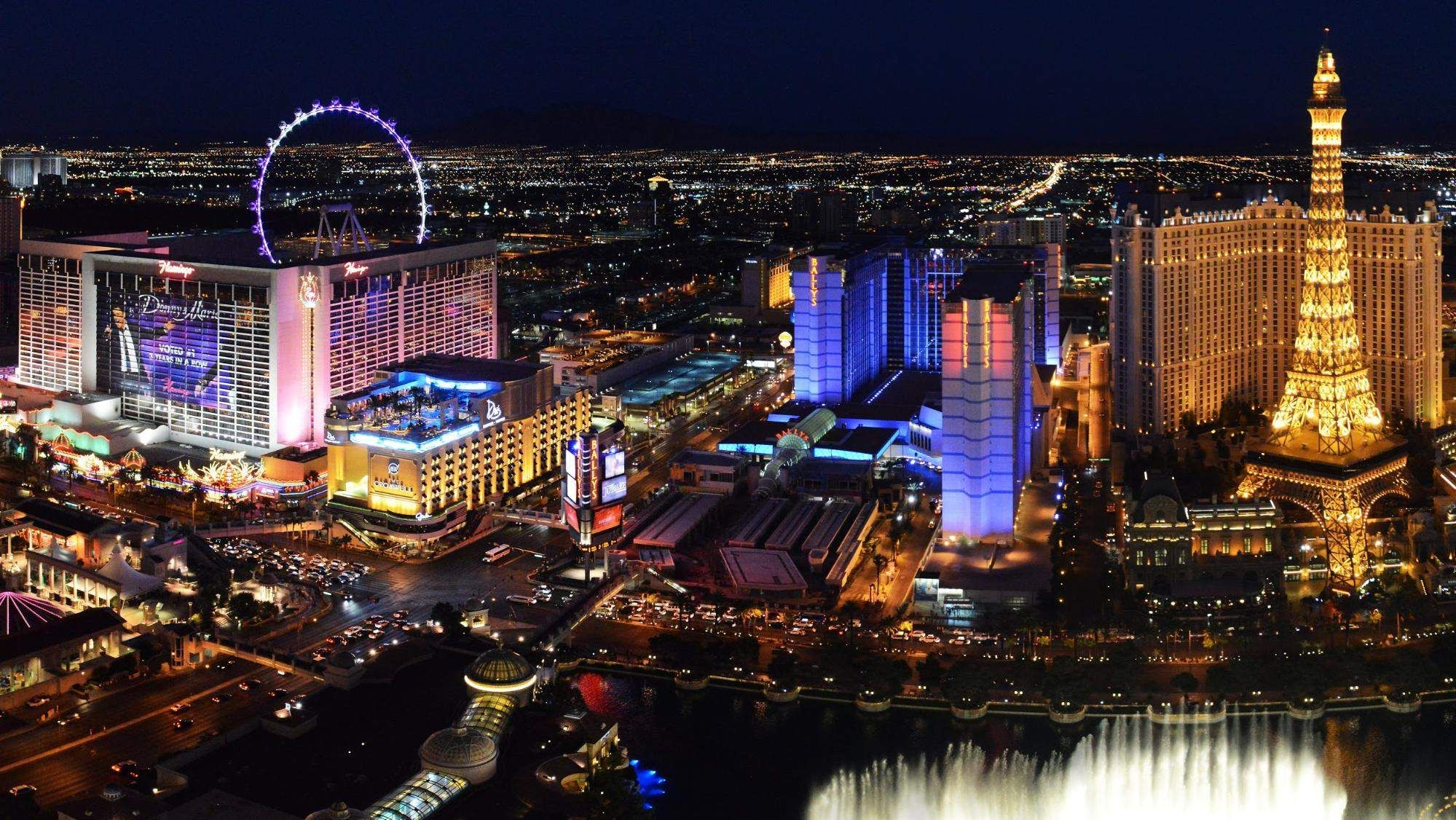 The 22 Commandments You Must Follow in Las Vegas