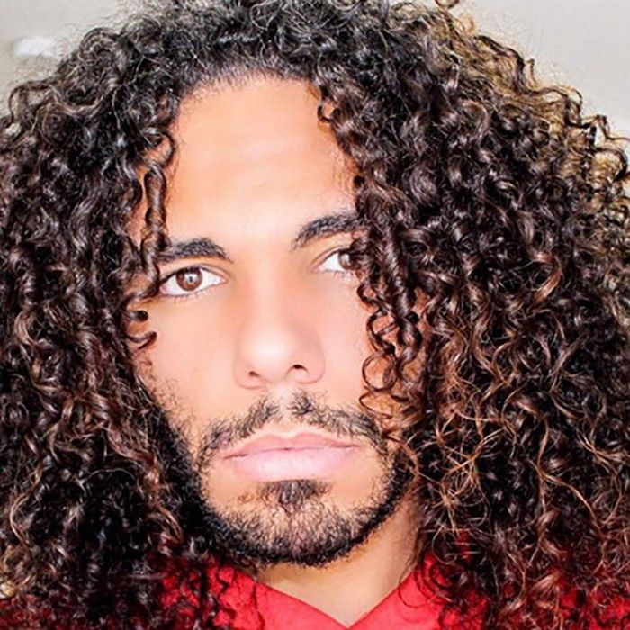 Top 10 Curly Hair Products for Men | Curly hair styles ...