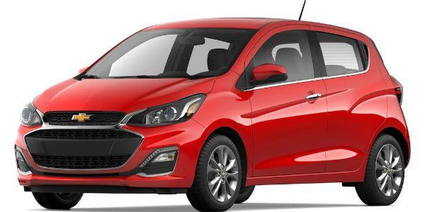 2020 Chevrolet Spark 2lt In 2020