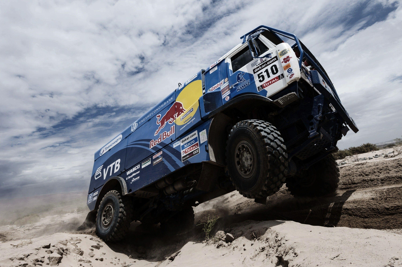 Russia Trucks Rally Dakar Kamaz Kamaz Master 3000x1992 Wallpaper Dakar Monster Trucks Trucks
