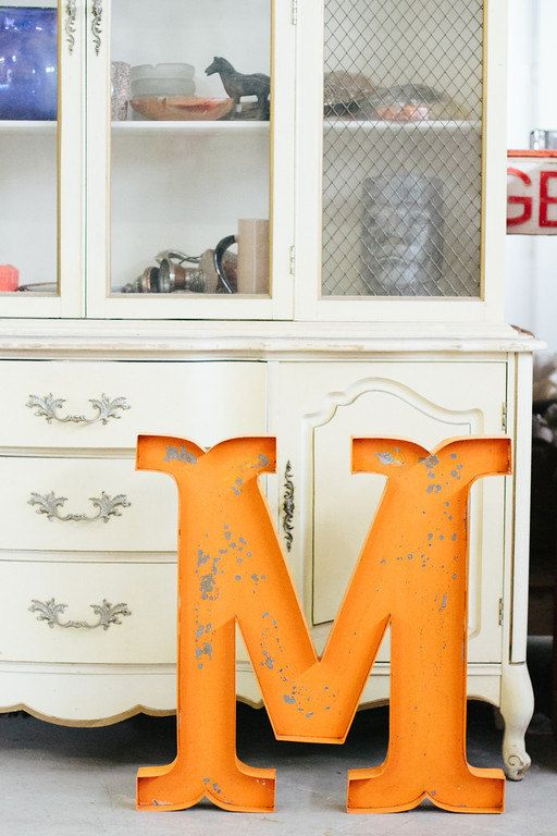 Large Metal Letters Numbers Wedding Home By Junkartgypsyz Large Metal Letters Metal Letters Letters And Numbers