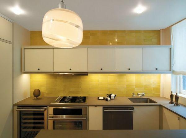 41 interessante Küchenspiegel Ideen für die Wohnung Wohnideen - ideen für küchenspiegel