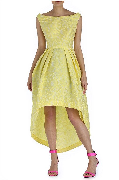 Carla\'s Spring Picks - Jonquil Brocade Mia Gown | engagement party ...