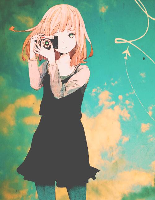 Resultado de imagem para anime girl tumblr