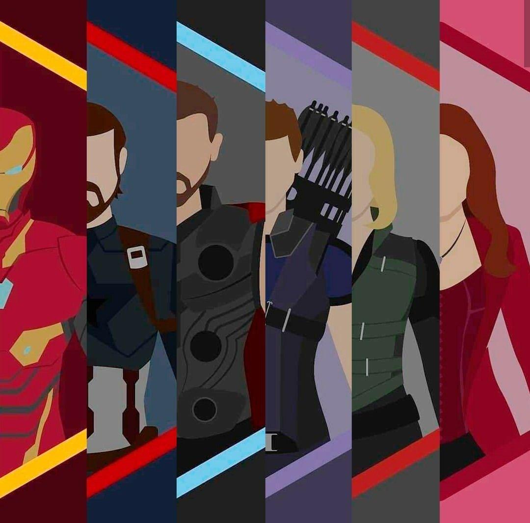 Marvel, Marvel Avengers Y Avengers