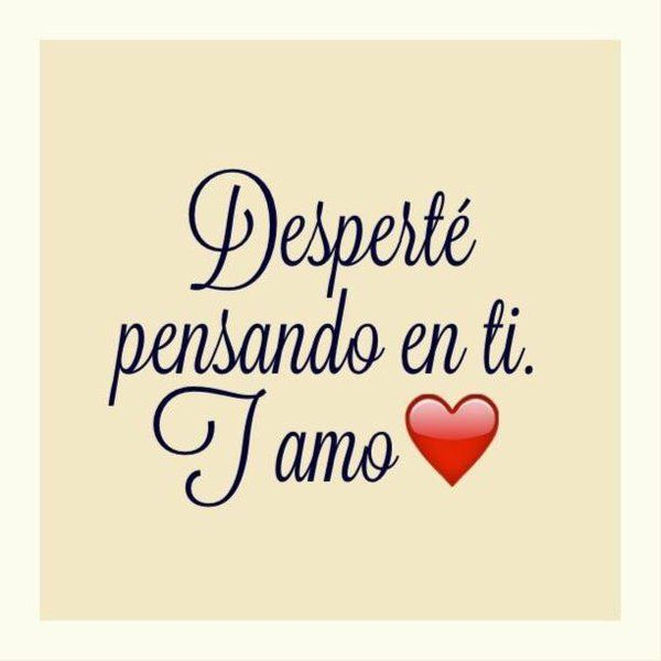 Buenos Dias Mi Reyna Bella Ensaladas Pinterest Love In