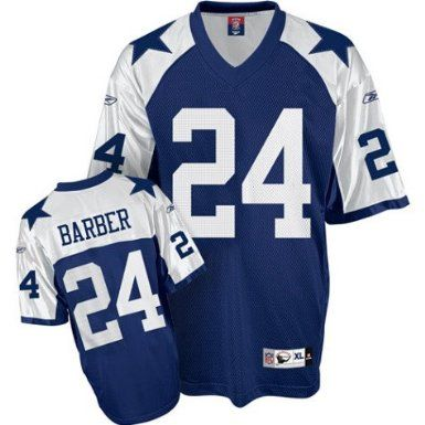 newest collection 87c17 ddc06 Amazon.com: Reebok Dallas Cowboys Marion Barber Throwback ...
