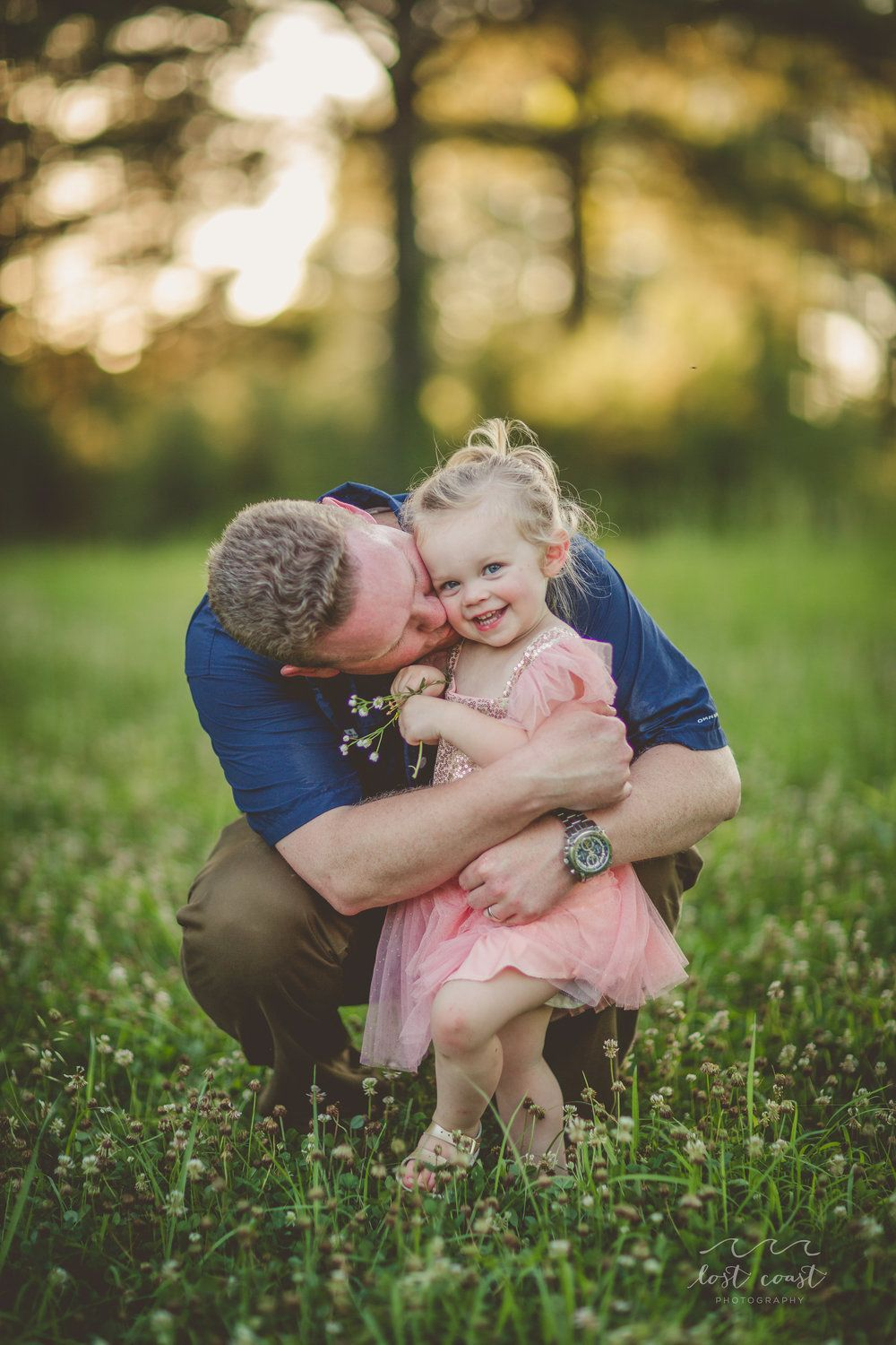 A Daddy-Daughter Photo Session — The Overwhelmed Mommy
