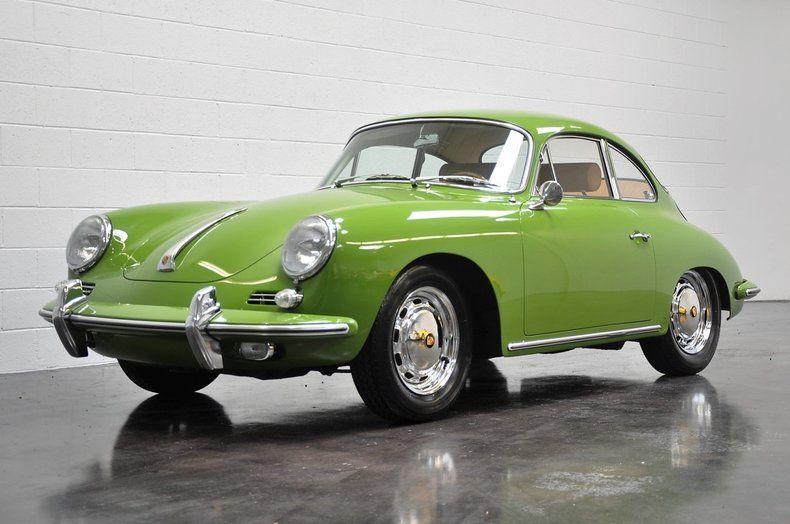 1965 Porsche 356 SC Coupe VIN 131211 Completed November 23