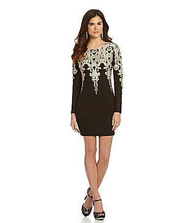 Gianni Bini Jollie Dress   Dillards.com   Semi formal dresses ...