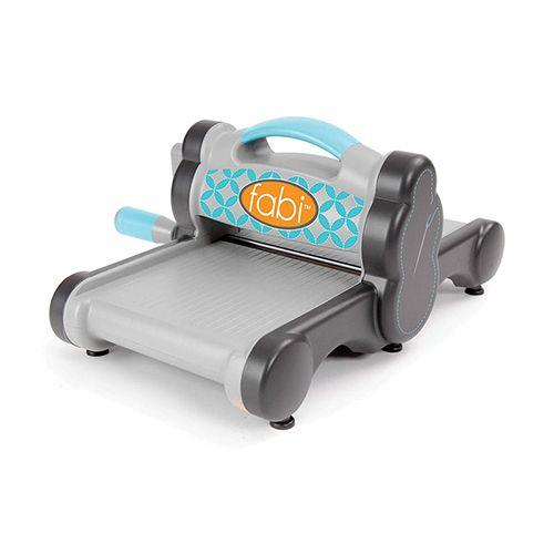 Sizzix Fabi Personal Fabric Cutter Machine With Bonus Die At Scrapbook Com Sizzix Fabric Cutter National Sewing Month