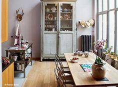 дизайн кухни в деревенском стиле (4)