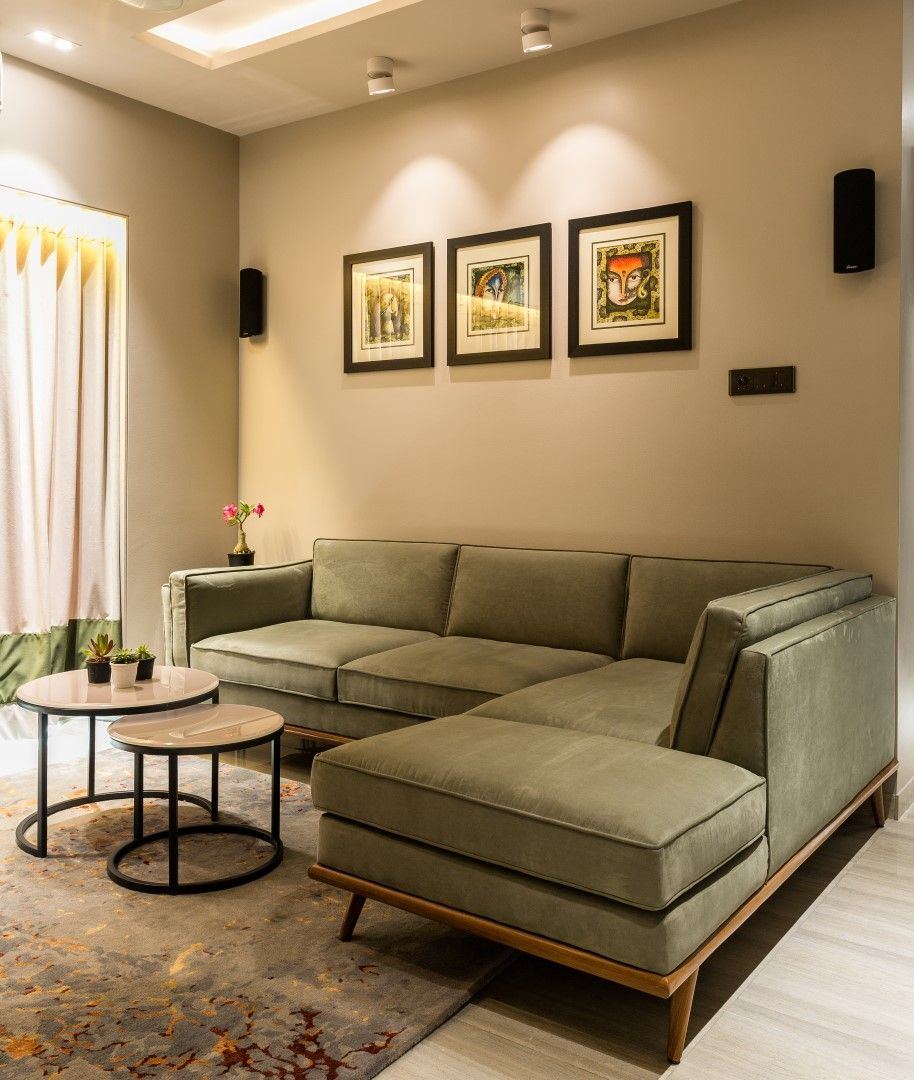 Simple Yet Profound A Home In The Heart Of Mumbai Ama Design Solutions The Architects Diary Perfect Living Room Decor Diy Living Room Furniture Indian Living Rooms