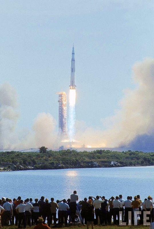 apollo 11 space mission launch date - photo #11