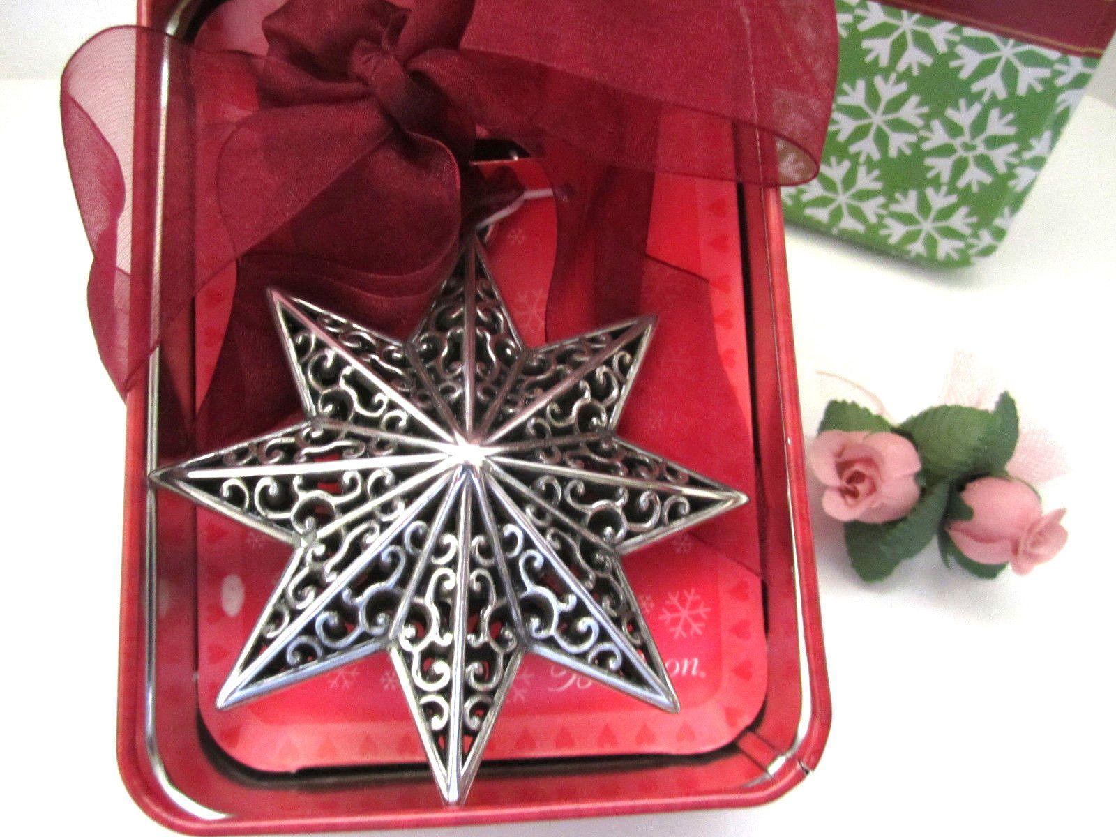 Brighton Star Ornament $35  Have*