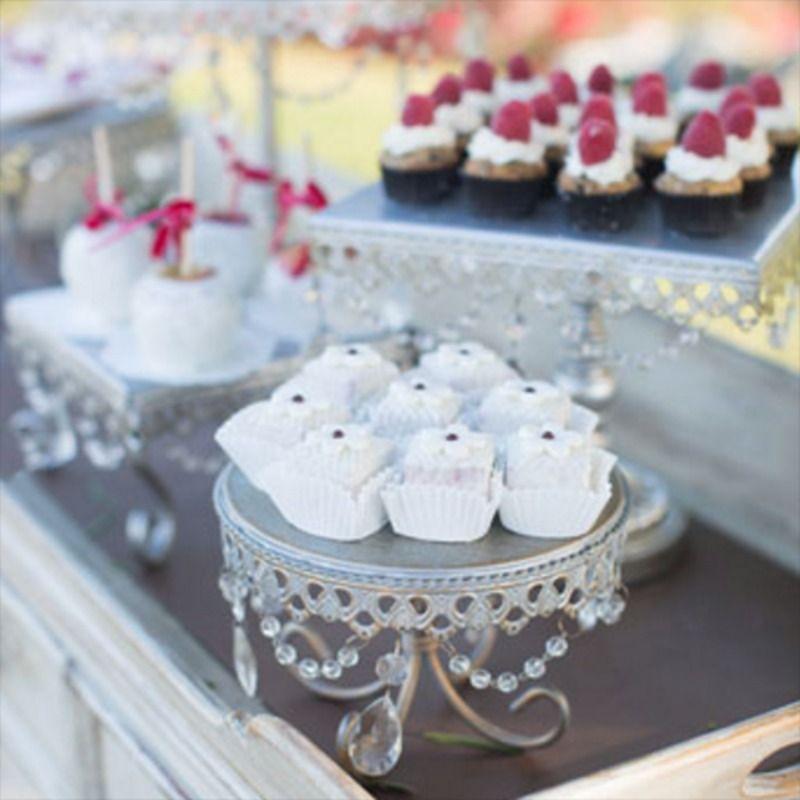 Beautiful desserts deserve beautiful dessert stands! See more here: http://www.opulenttreasures.com/shop/