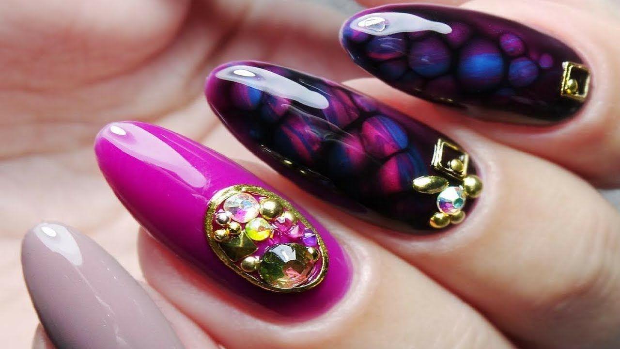 Top Beauty Nail Art Design How To Do Acrylic Nails Polish Nail