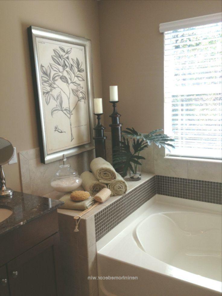 Master Bathroom Decor Around Tub Home Decor Design Master Bathroom Decor Beautiful Bathroom Decor Bathtub Decor