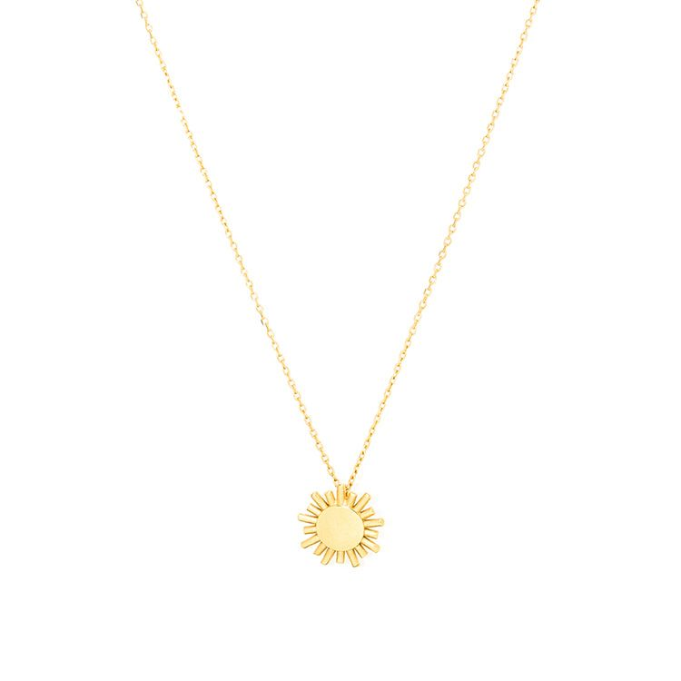 Thalie - Sun Necklace — Louise Damas | my jewelry box