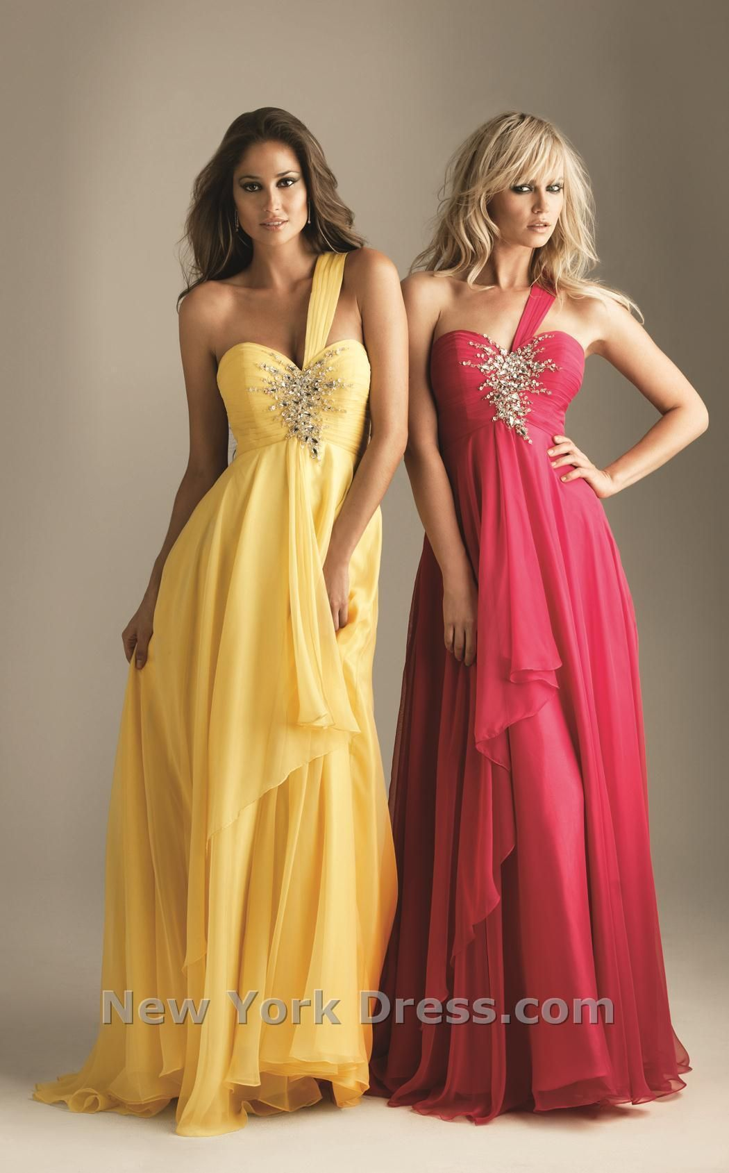 Allure dress red carpet gowns and shoulder