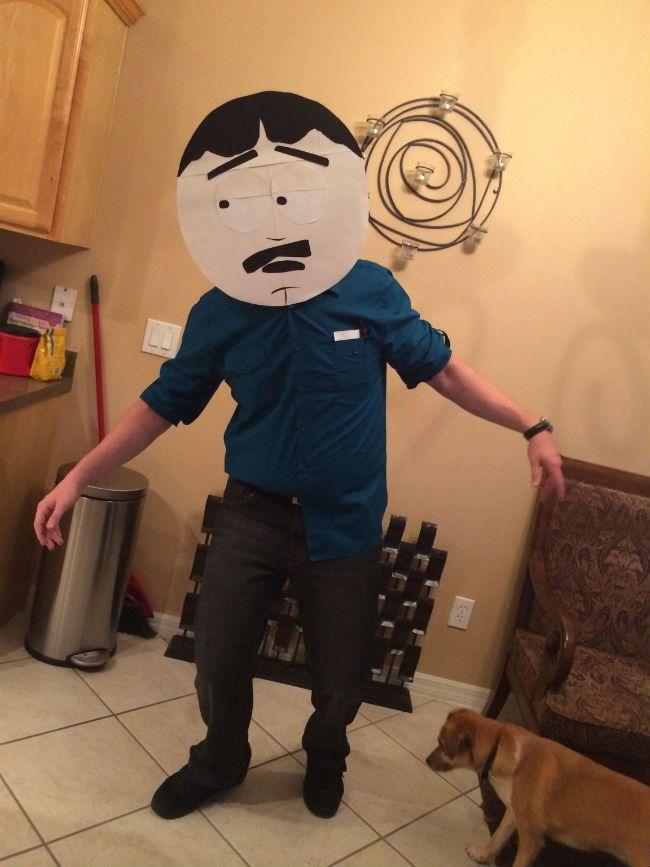 Randy Marsh - funny halloween costumes  Stan? STAAAN? haha jakes halloween costume maybe?